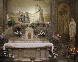 MC2F - Lespinasse - Nos réalisations - Réalisations 2013 - Eglise Saint exupere